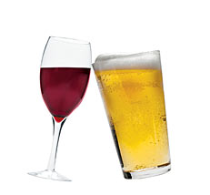 Image result for wine + beer